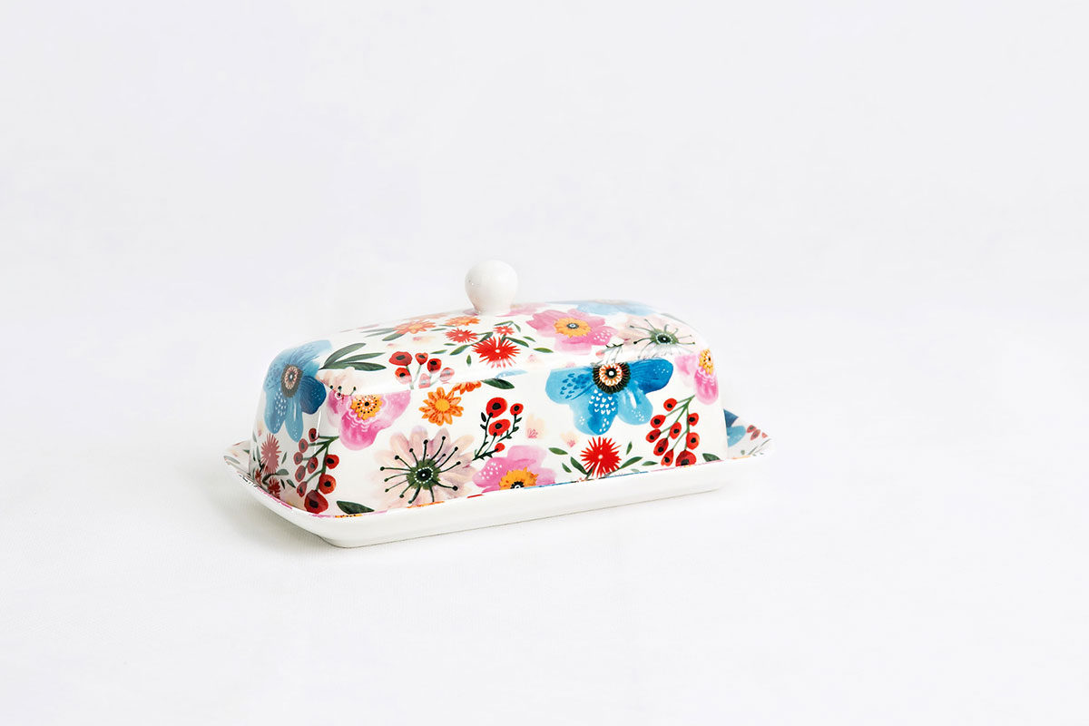 Butter Dish Large