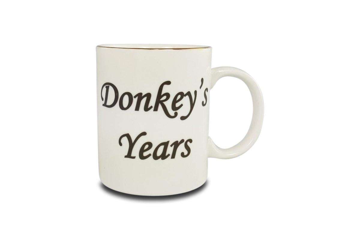 Donkey's Years Mug