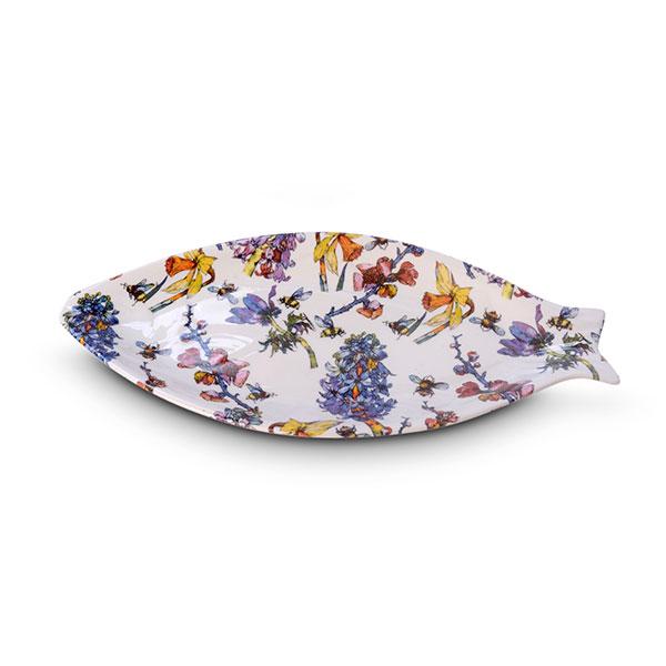 Fish Plate Medium