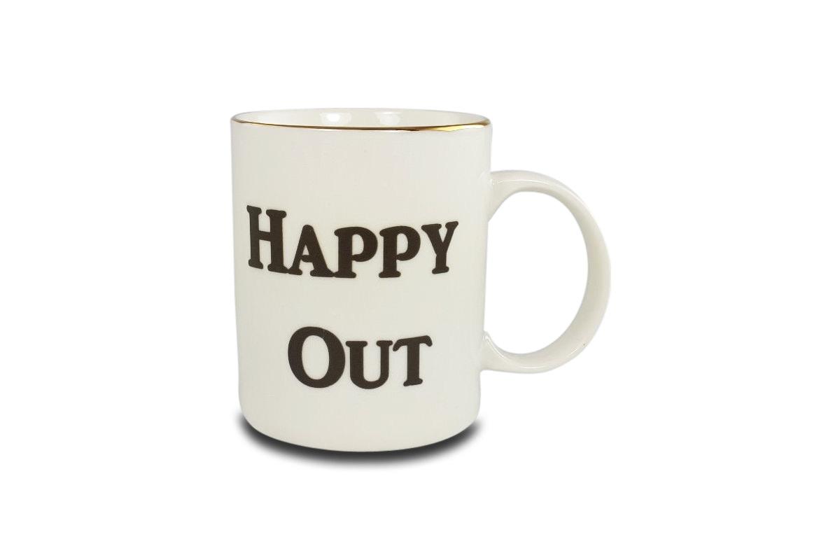 Happy Out Mug