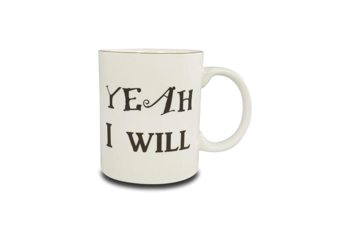 Yeah I Will Mug