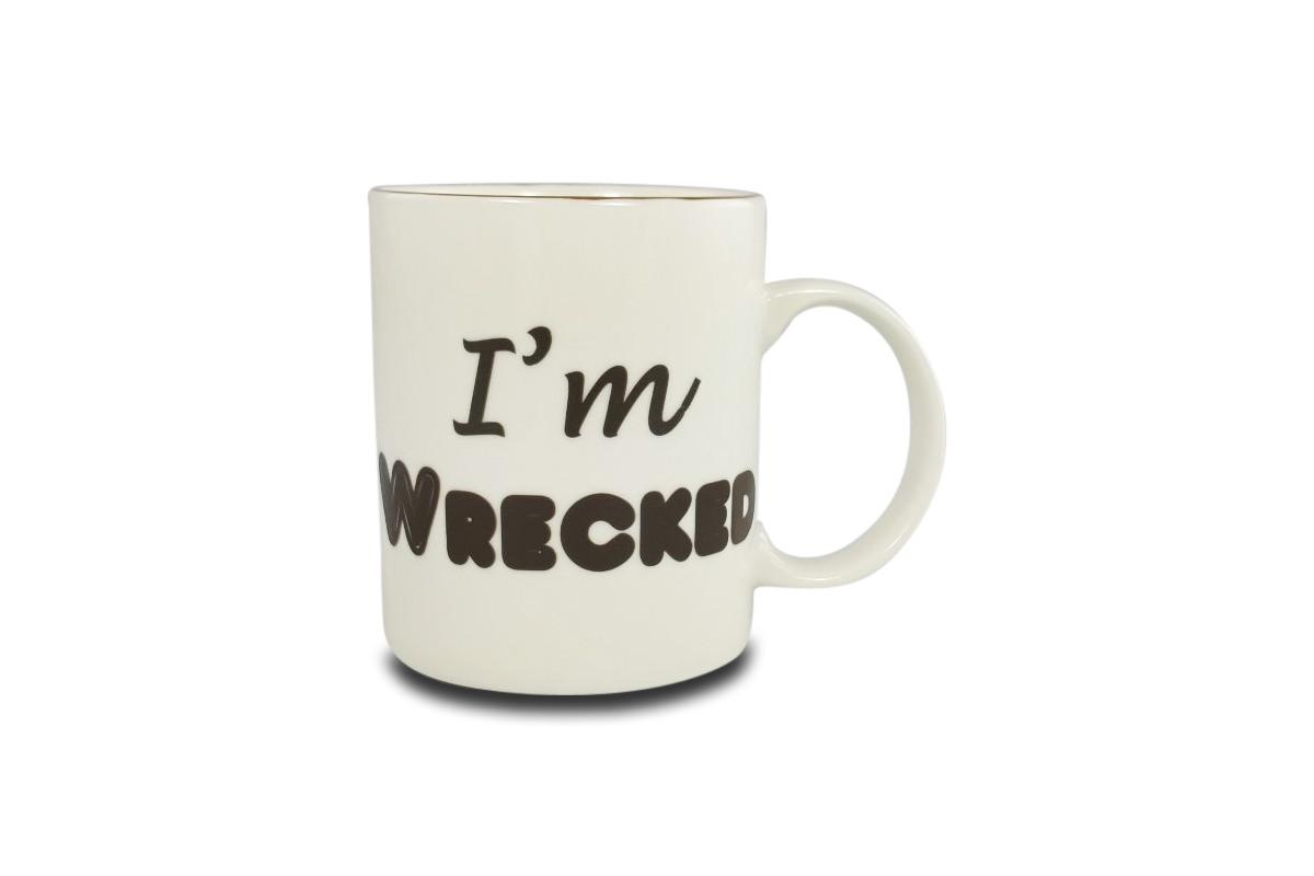I'm Wrecked Mug