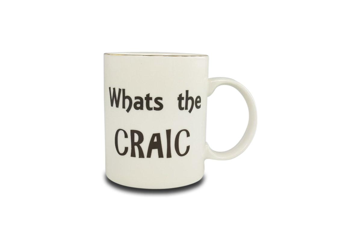 What's The Craic Mug