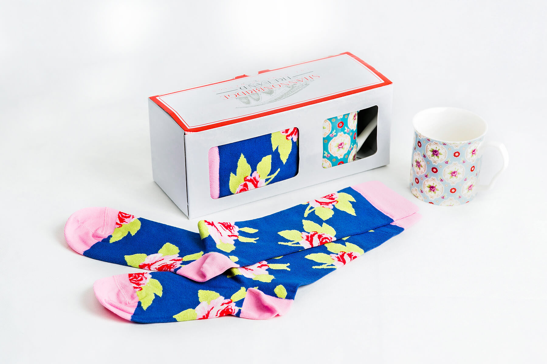 Mug and Sock Set  4