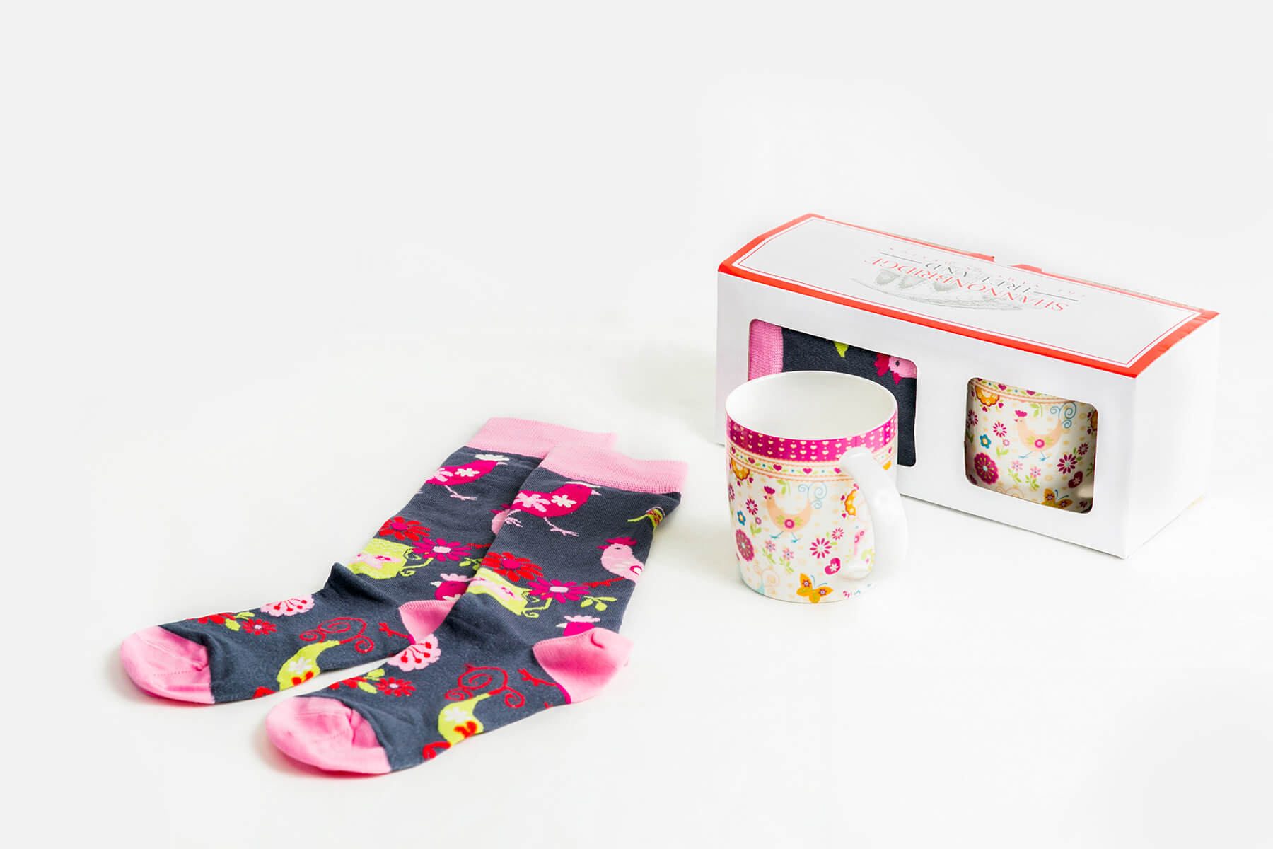 Mug and Sock Set 1