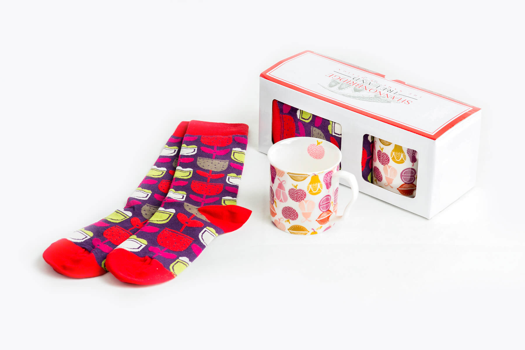 Mug and Sock Set 3