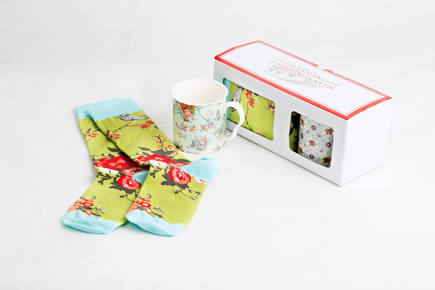 Mug and Sock Set 2