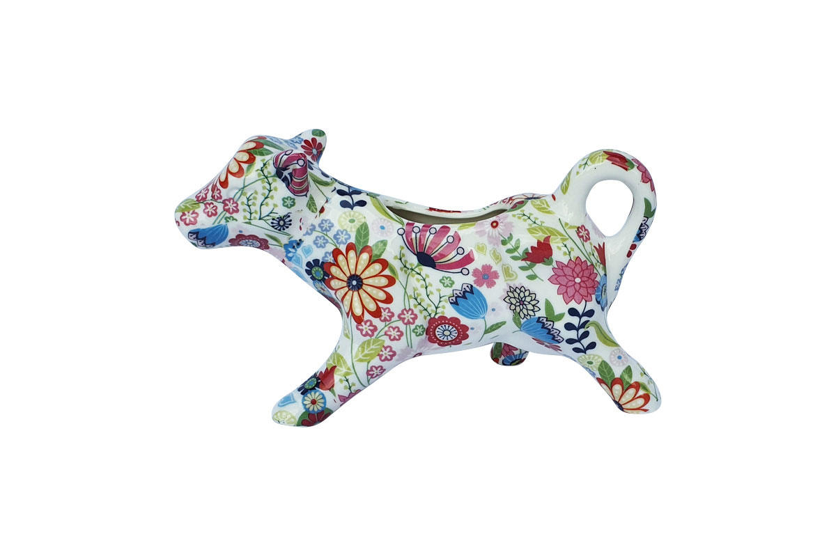 Cow Jug – DFlowery