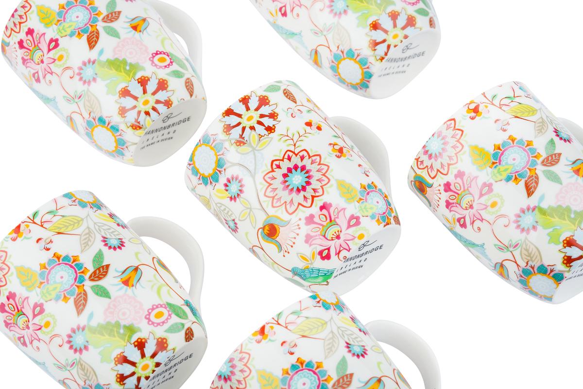 6 Piece Mug Sets – Imari