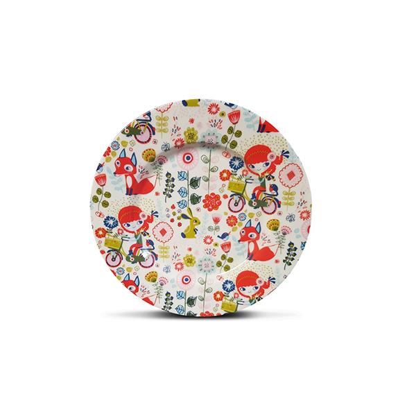 23 cm Round Plate