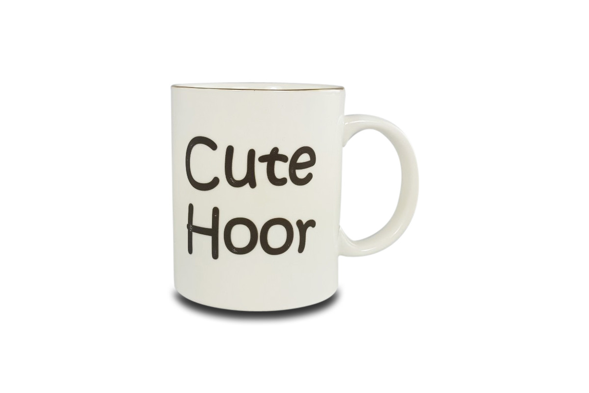 Cute Hoor Mug